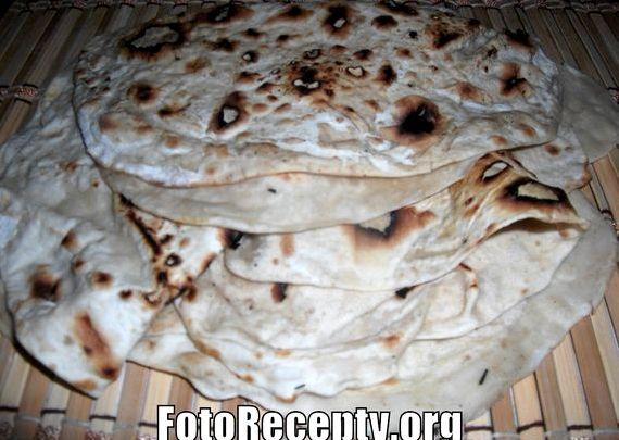 Рецепт армянского лаваша в домашних условиях в  271