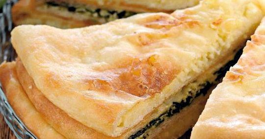 Настоящий осетинский пирог рецепт с пошагово
