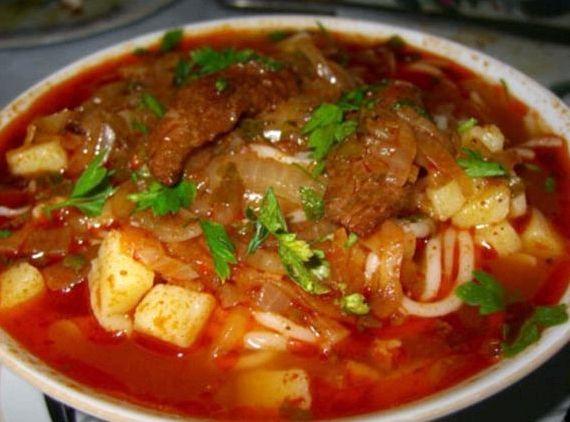 Рецепты блюд из баранины в домашних условиях
