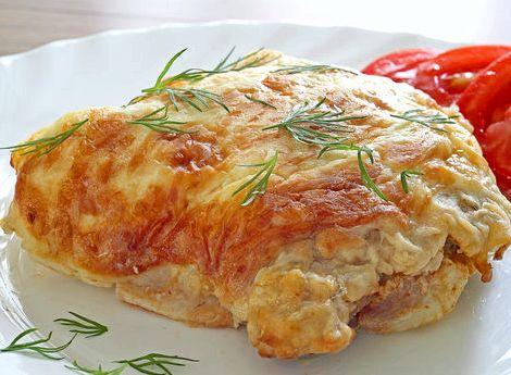 Мясо по французскому рецепт на сковороде