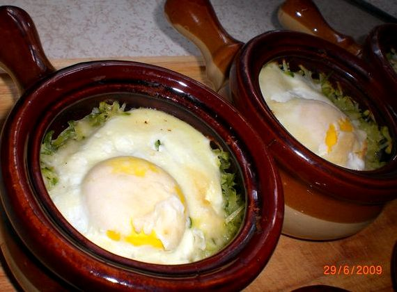 Баранина в горшочках с картошкой в духовке пошаговый рецепт
