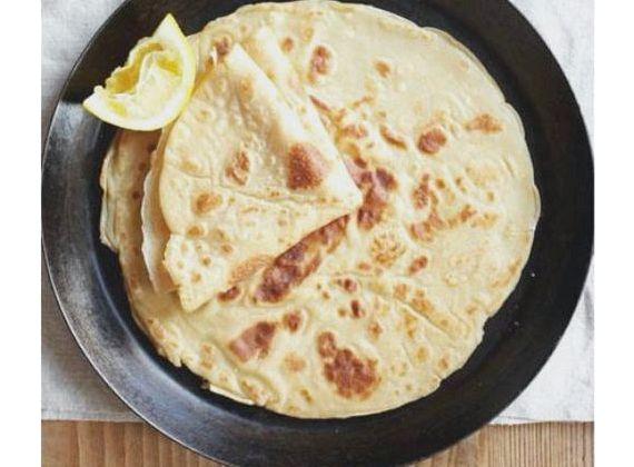 Блины на кефире без яиц рецепт тонкие с дырочками