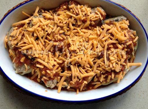 Фаршированные ракушки с фаршем в духовке рецепт с фото