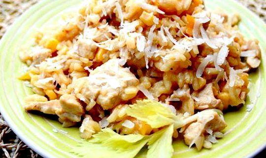 Фетучини с ветчиной и грибами в сливочном соусе рецепт с фото