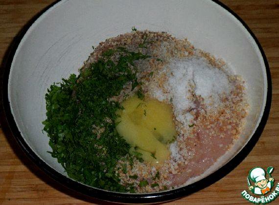 Фрикадельки для супа из фарша рецепт с фото