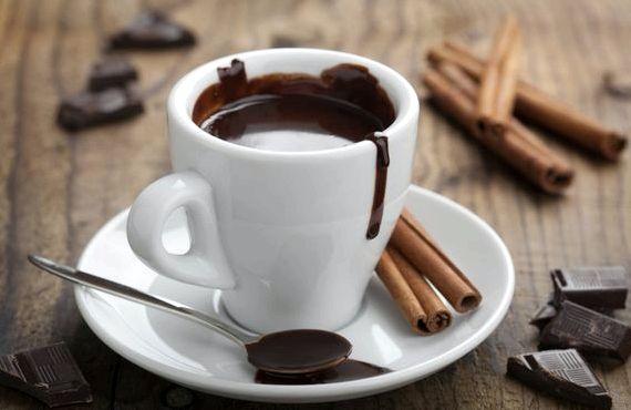 Горячий шоколад в домашних условиях рецепт из какао