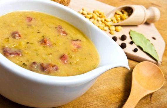 Гороховый суп рецепт классический с мясом