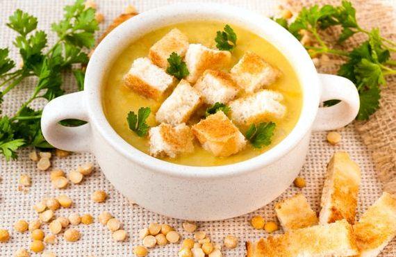 Гороховый суп с копченостями рецепт классический