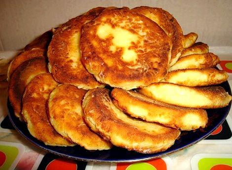 Как приготовить сырники из творога на сковороде рецепт с фото