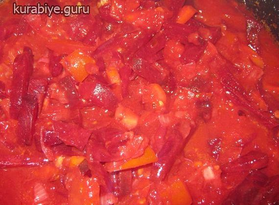 рецепт украинского борща пошаговый рецепт с фото