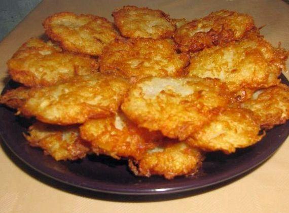 Как сделать драники из картофеля рецепт с фото