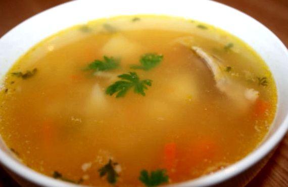 Как сварить грибной суп из шампиньонов пошаговый рецепт с фото