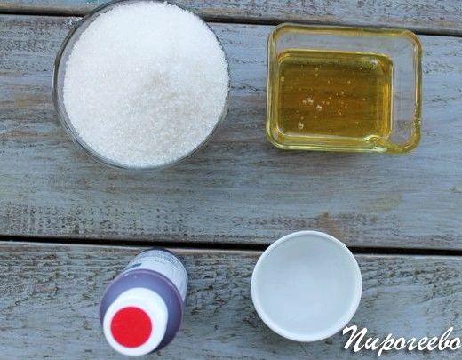 Леденцы из сахара в домашних условиях рецепт с фото