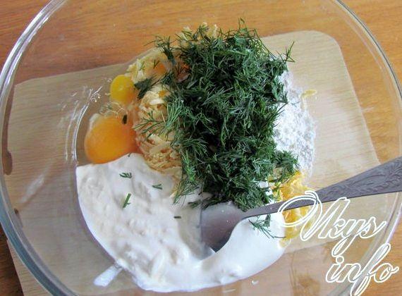 Ленивые хачапури с сыром на сковороде рецепт с фото