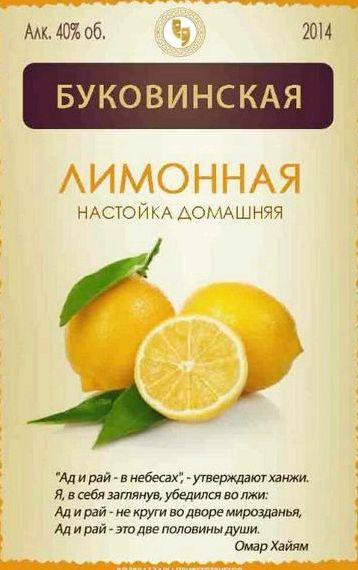 Лимончелло в домашних условиях рецепт на спирту