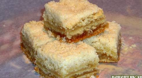 Лимонник пирог из песочного теста рецепт с фото