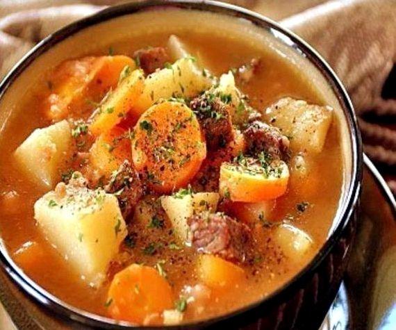 Мясо блюда в горшочках пошаговый рецепт с фото мясо с овощами