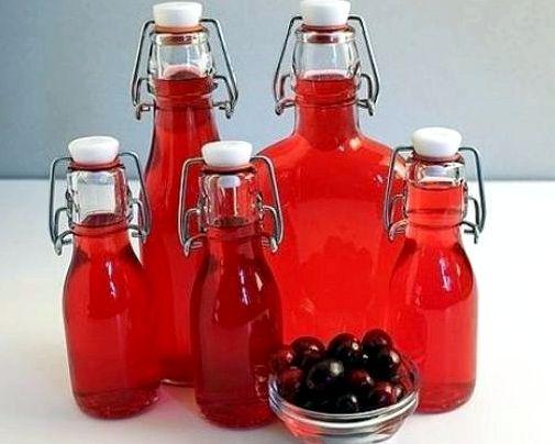 Наливка из вишни в домашних условиях рецепт на водке