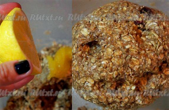 Печенье овсяное диетическое домашнее рецепт