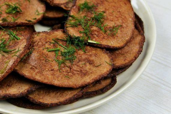 Печёночные котлеты из куриной печени рецепт с фото пошагово