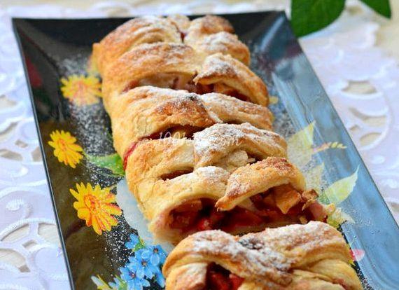 Песочное тесто рецепт для пирога с вареньем с фото