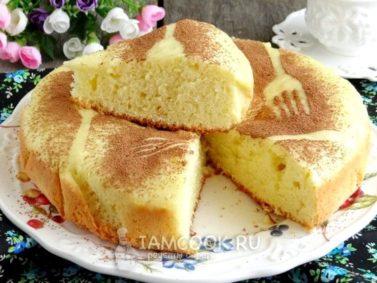 Королевский творожный пирог - усовершенствованное блюдо