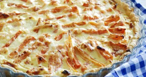 Пирог с капустой и фаршем рецепт с фото пошагово в духовке