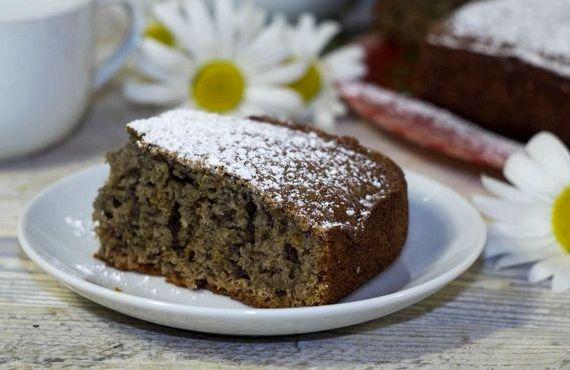 Пирог с вареньем на скорую руку рецепт с фото пошагово