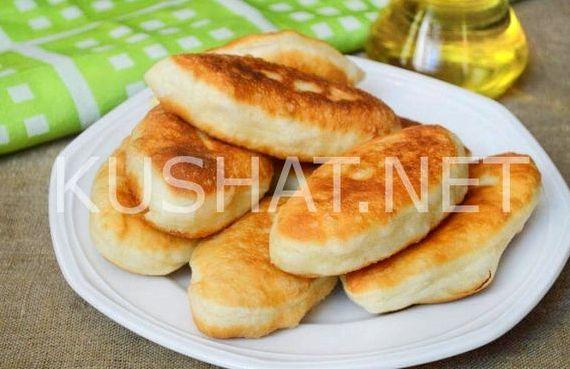 Пирожки в духовке пошаговый рецепт с фото с мясом