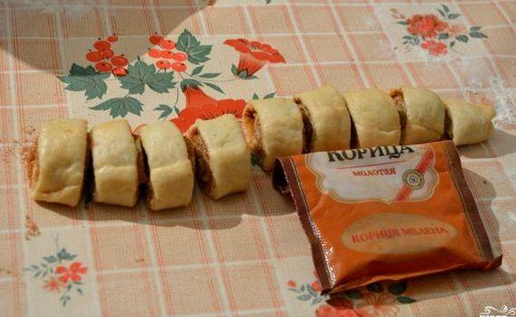 Плюшки с сахаром из дрожжевого теста пошаговый рецепт с фото
