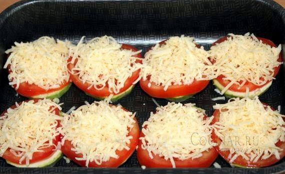 Пошаговый рецепт оладьи из кабачков с сыром и чесноком