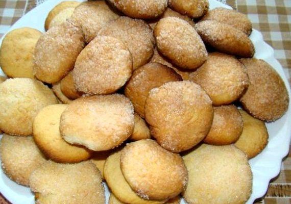 Простой рецепт печенья в домашних условиях