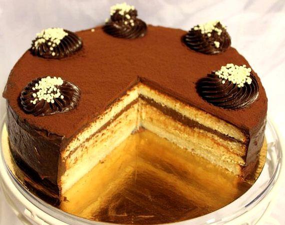 Рецепт бисквита в домашних условиях для торта