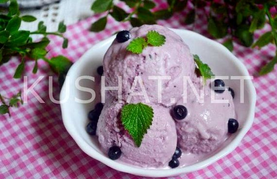 Рецепт мороженого из сливок и сгущенки в домашних условиях
