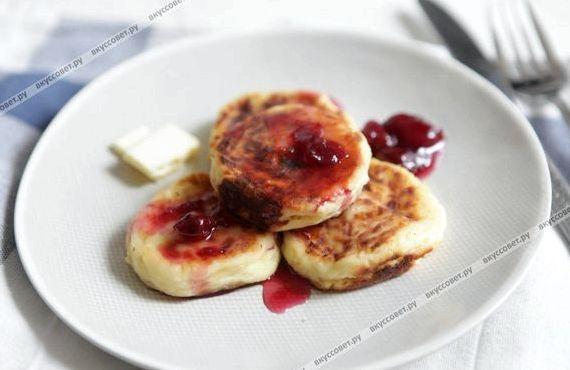 Рецепт сырников из творога классические пошаговый с фото