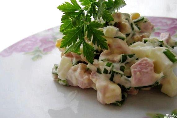 Салат из сердца свиного рецепт с фото очень вкусный