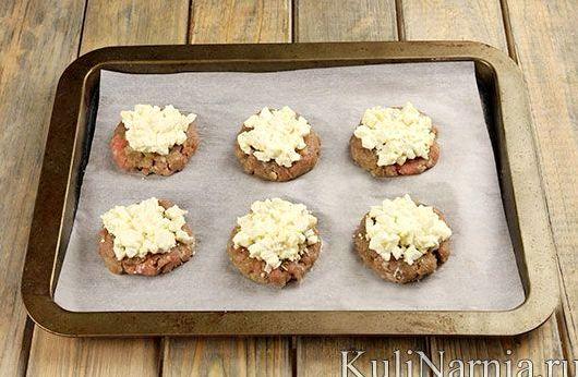 Стожки из фарша рецепт с фото пошагово в духовке