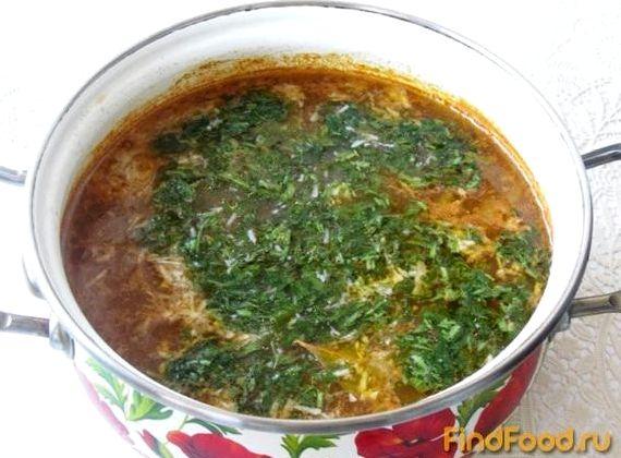 Суп харчо рецепт приготовления классический
