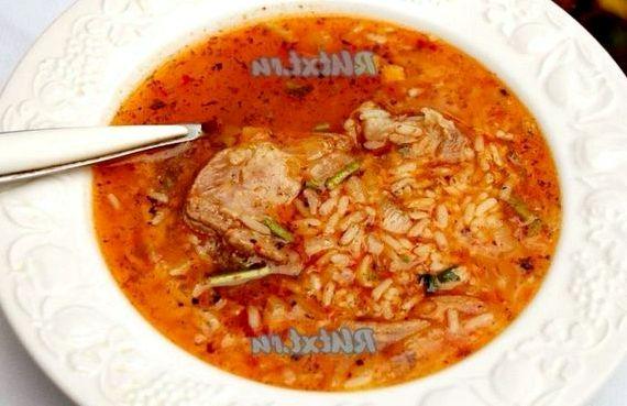 Суп с фрикадельками пошаговый рецепт с фото с картошкой