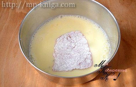 свиные отбивные в кляре на сковороде рецепт с фото