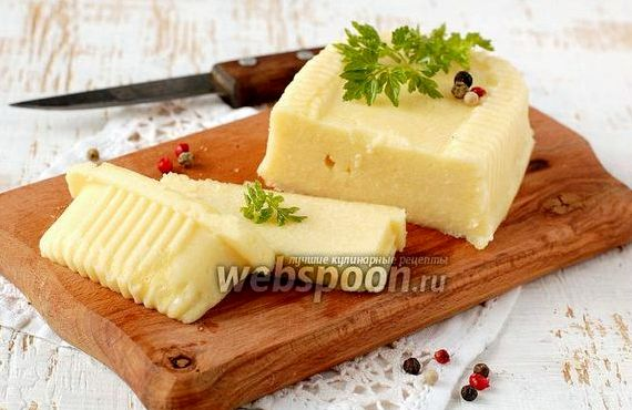 Сыр в домашних условиях из творога рецепт с фото