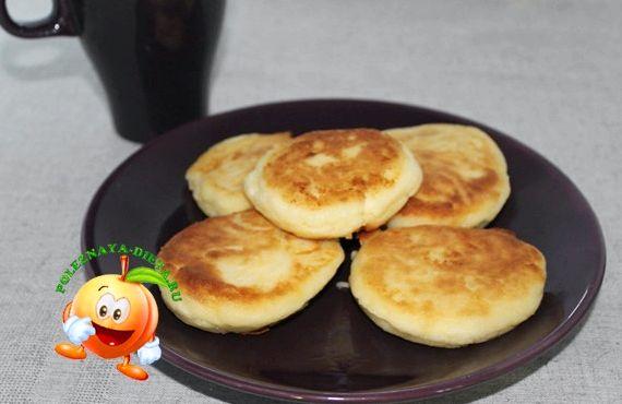 Сырники из творога рецепт на сковороде пошаговый