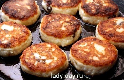 Сырники из творога рецепт с фото пошагово пышные как в садике на сковороде