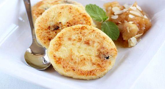 Сырники из творога с манкой рецепт пошагово с фото