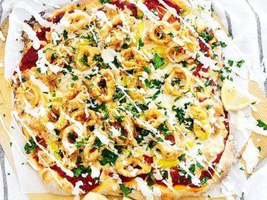 тесто на пиццу рецепт как в пиццерии без дрожжей без яиц