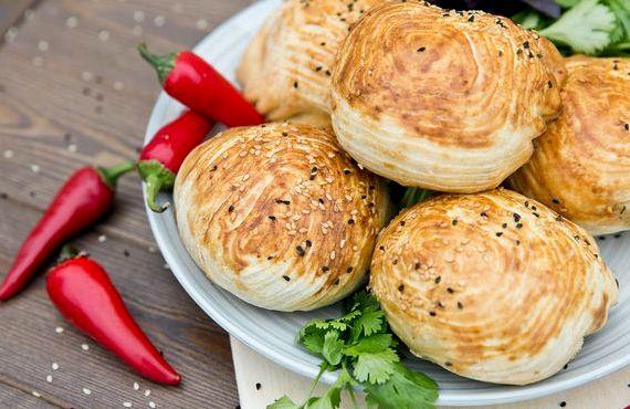 Тесто для самсы рецепт приготовления в домашних условиях
