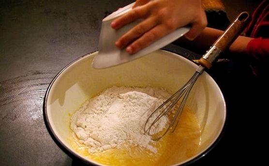 Тесто для вафель в электровафельнице рецепт с фото