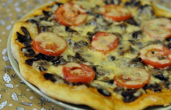 Тесто на пиццу как в пиццерии рецепт без дрожжей