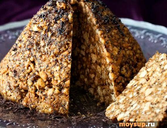 Торт муравейник из печенья рецепт с фото пошагово без выпечки