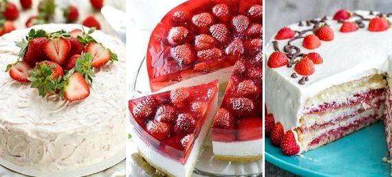 Торт с фруктами в домашних условиях рецепт с фото пошагово